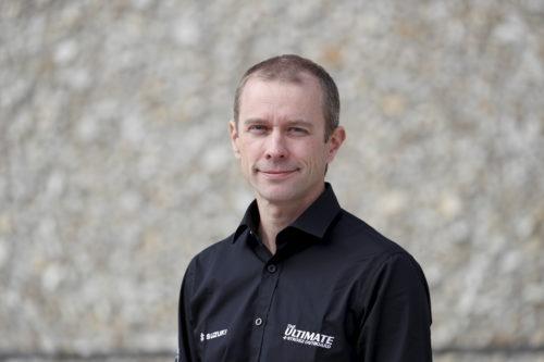 Guillaume Vuillardot Directeur de Suzuki Marine.