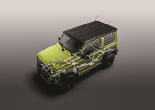 Suzuki Jimny VU 4