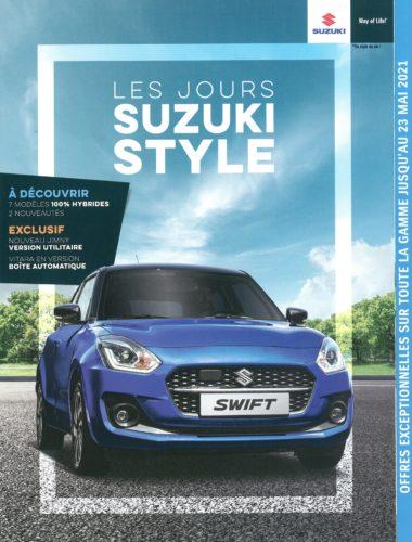 Jours Suzuki Style