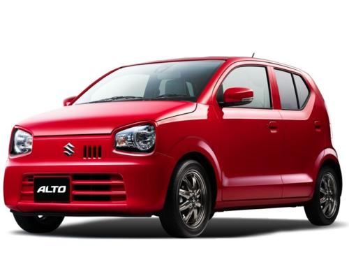 Suzuki Alto-png