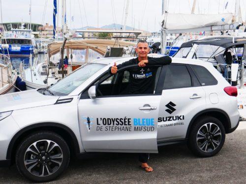 Stephane Mifsud - Odyssée Bleue