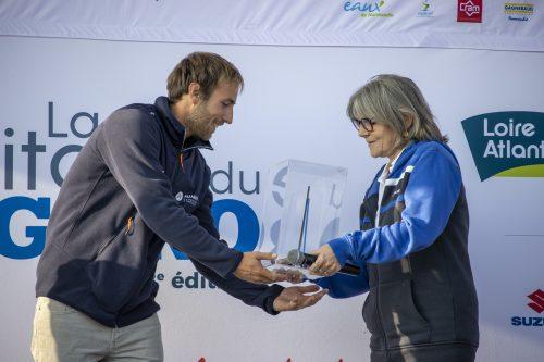 Remise des Prix de la 2eme etape @A_Courcoux 1